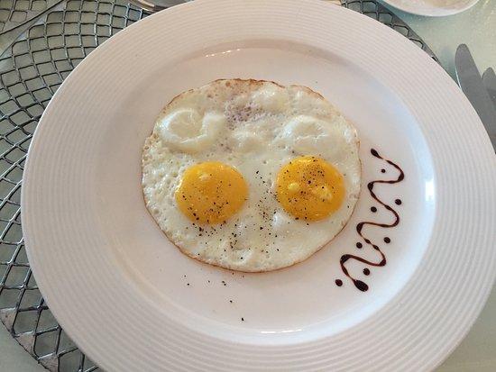 Fresnaye, Sudáfrica: Breakfast