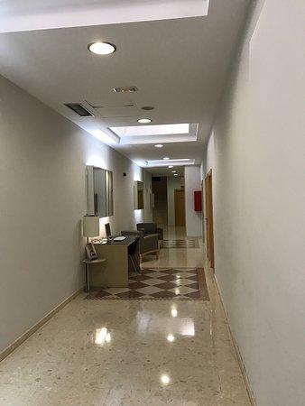 Apartahotel Exe Campus San Mames : Recepcion