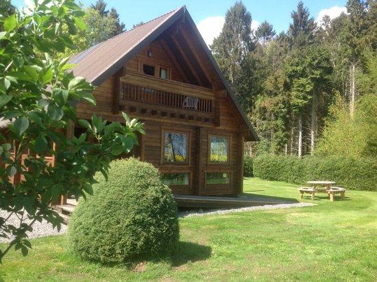 Entrance - Picture of Black Isle Lodge, Munlochy - Tripadvisor
