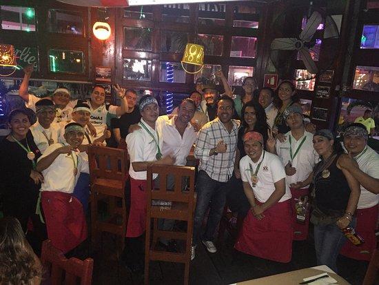 Carlos'n Charlie's Cancun: CHARLIES CANCUN