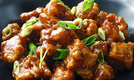 Dai Greenville Nc >> General Tso Chicken - Foto di Ming Dynasty Chinese ...
