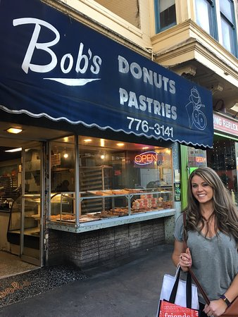 Photo of American Restaurant Bob's Donuts and Pastries at 1621 Polk St, San Francisco, CA 94109, United States