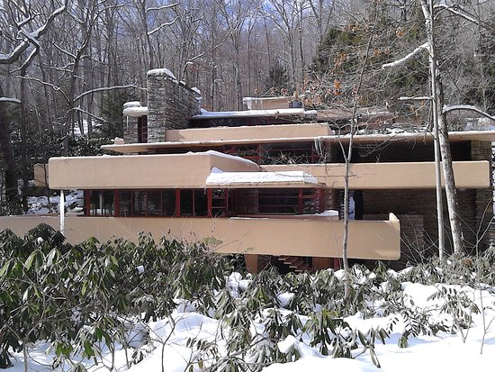 Fallingwater: Incredibly impressive!