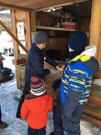 Piedmont, Canada: Une pause sucrée