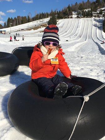 Piedmont, Canada: La tire au soleil