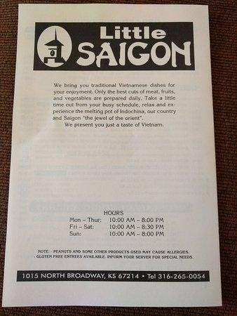 Photo of Asian Restaurant Little Saigon at 1015 N Broadway Ave, Wichita, KS 67214, United States