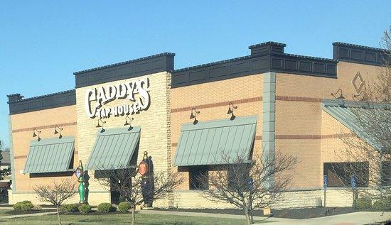 Miamisburg, Οχάιο: Caddy's Taphouse