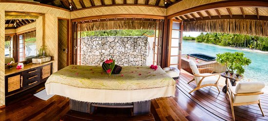 Vahine Island - Private Island Resort: Fare SPA