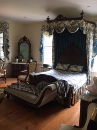 First White House of the Confederacy: Bedroom