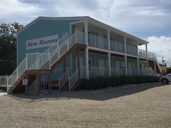 Bonefish Bay Motel & RV's: New Rooms ...