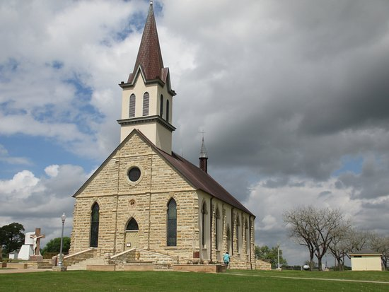 Schulenburg, TX: Exterior view.