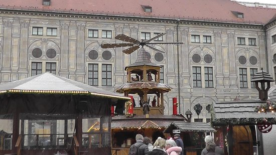 Photo of Tourist Attraction Munich Residence (Residenz Munchen) at Residenzstr. 1, Munich 80333, Germany