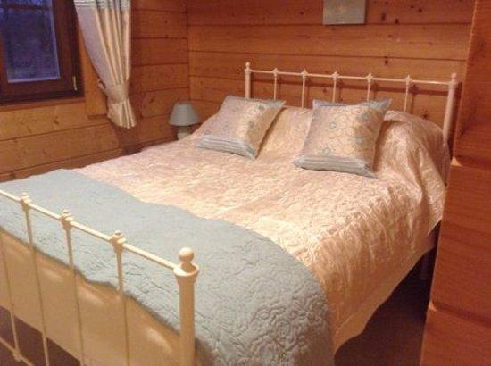 Badwell Ash, UK: 2nd bedroom - lodge sleeps 4 comfortably