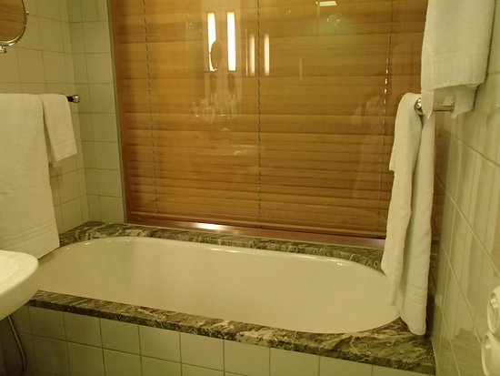 Hotel Rival: The tub