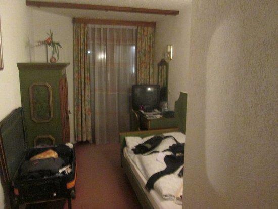 Täsch, Zwitserland: My bedroom