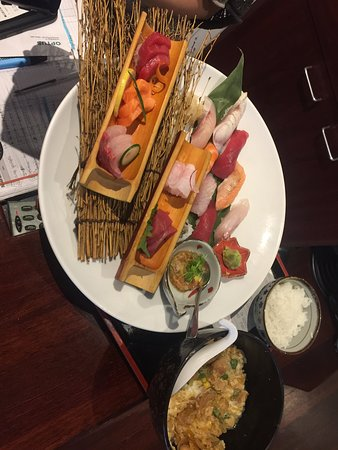 Hanabishi Japanese Restaurant: special dish