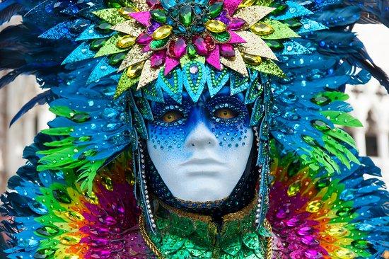 Carnevale di Venezia un'po brasiliano. - Picture of