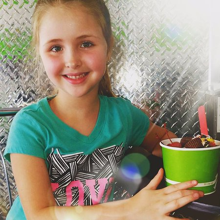 Batesville, أركنساس: Perfect after school snack!