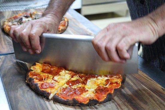 Barcaldine, Australia: Pepperoni Pizza