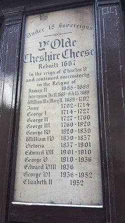 Photo of Bar Ye Olde Cheshire Cheese at 145 Fleet Street, London EC4A 2BU, United Kingdom