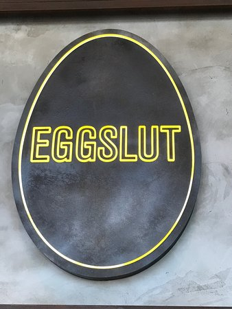 Photo of American Restaurant Eggslut at 317 S Broadway, Los Angeles, CA 90013, United States