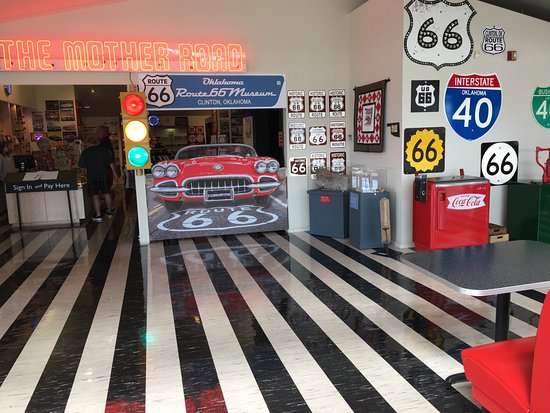 Oklahoma Route 66 Museum: photo1.jpg