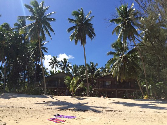 Rarotonga backpackers
