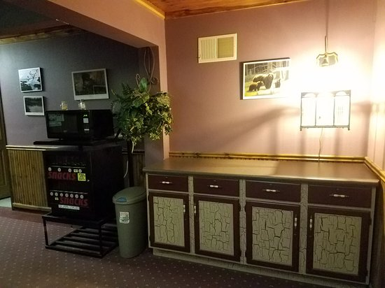 Rothsay, MN: Comfort Zone Inn