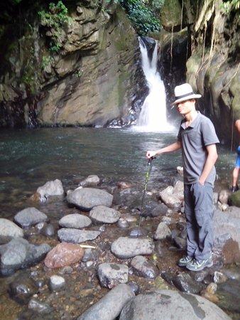Saint-Claude, Guadeloupe: Saut d'eau de Matouba