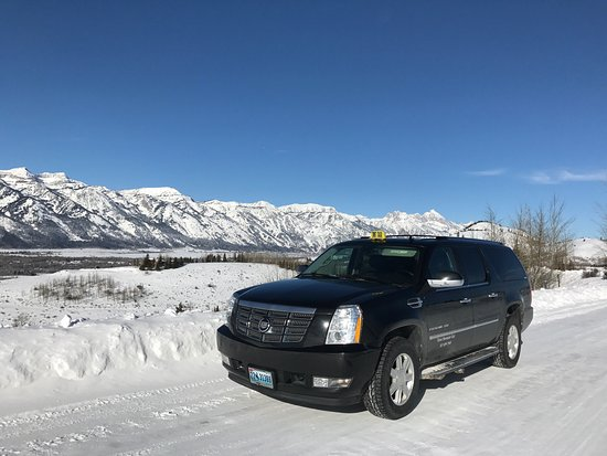 ‪Teton Mountain Taxi‬