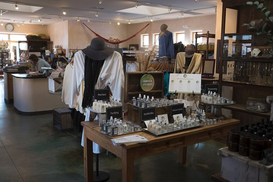 Ojo Caliente, New Mexiko: They have a great gift shop