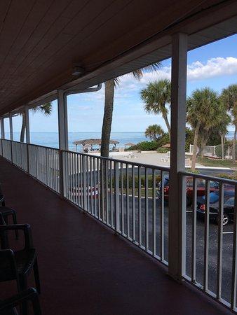 Gulf Beach Resort Motel: 313 Balcony View