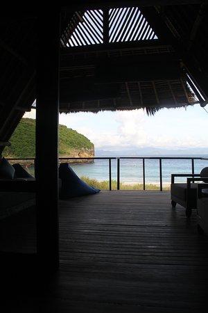 Jerowaru, Indonesia: Majestic view from my room