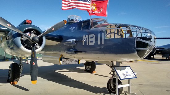 WWII Aviation Museum Foto