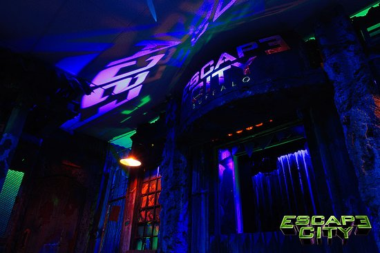 Tonawanda, NY: Escape City is Buffalo's Newest Escape Rooms!