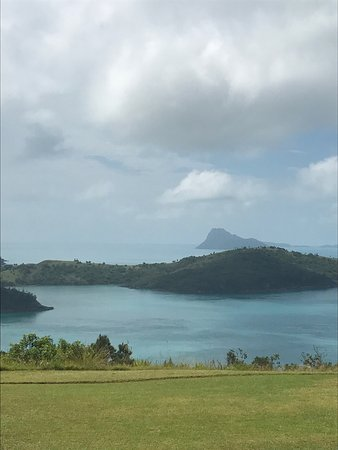 Whitsunday Islands, Australia: Although not a golfer, thoroughly enjoyed our tour & lunch at the Golf Club