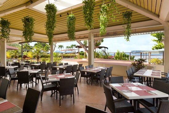 Hilton Guam Resort & Spa: Tropics BBQ