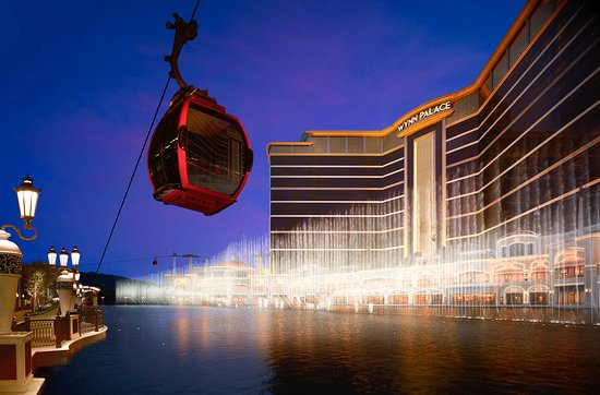 Skycab Cable Car (Wynn Palace)