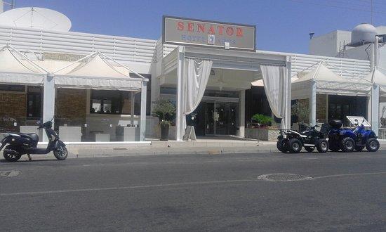 Nissi Beach Resort Bild