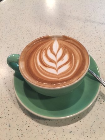 Espressoholic: Wow - Amasing Coffee!