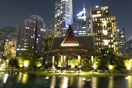 The Athenee Hotel, A Luxury Collection Hotel, Bangkok Photo