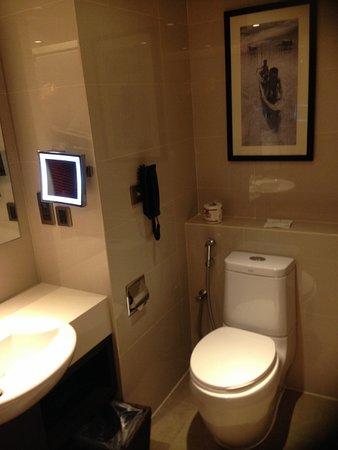 Sama-Sama Hotel KL International Airport: Sama Sama bathroom