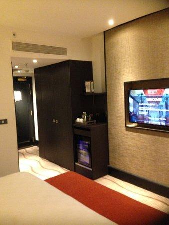Sama-Sama Hotel KL International Airport: Sama Sama standard room