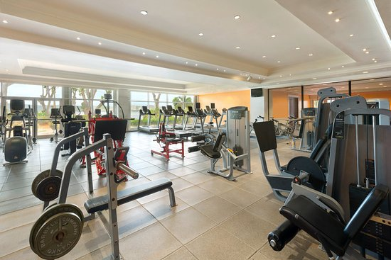 Hilton Guam Resort & Spa: Wellness Center