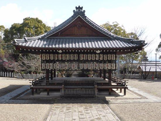 Muko, Japão: 向日神社 17