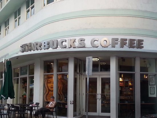 Starbucks Miami Beach 601 Lincoln Rd Restaurant Bewertungen