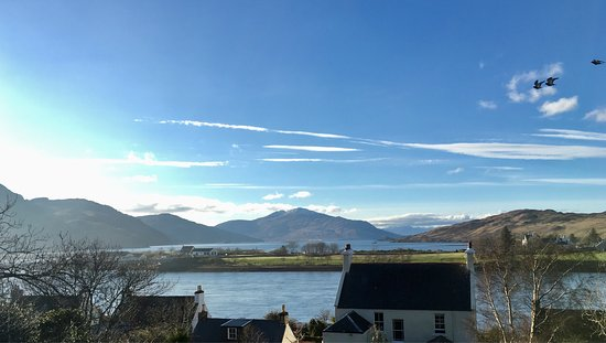 View from Dornie