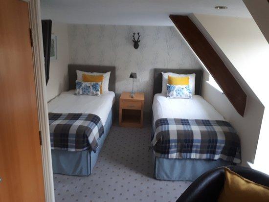 Highworth, UK: loft room