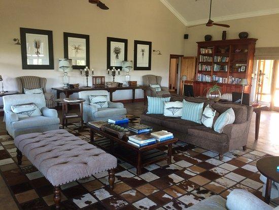 Rorke's Drift, Sudáfrica: Library