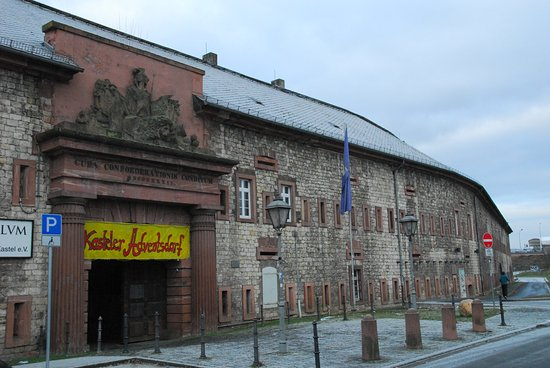 Mainz-Kastel, Germany: Ingresso
